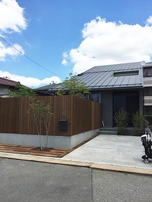 「片流れの家」完成見学会を開催しました_f0170331_012180.jpg
