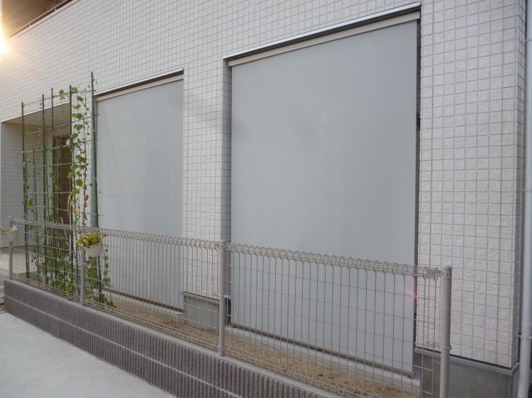 松山市 M様邸 スタイルシェード取付工事_a0167735_15120863.jpg