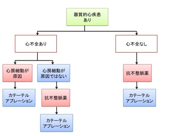 心房細動アブレーションの適応に関するわかりやすい図表:Circ誌心房細動アブレーションの総説_a0119856_2212850.jpg