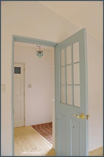 ** 今までの施工例 ドア シアワセノトビラアケテミマセンカ **_c0207890_15083909.jpg
