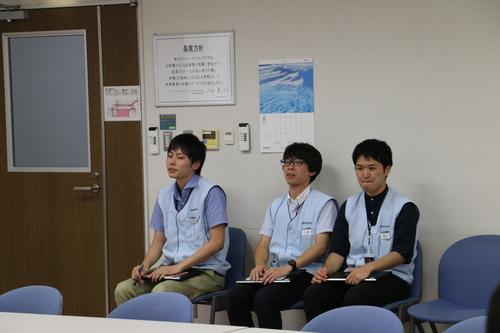 工学部&米沢工業会主催 夏季工場見学会(庄内地区)・7_c0075701_5283060.jpg