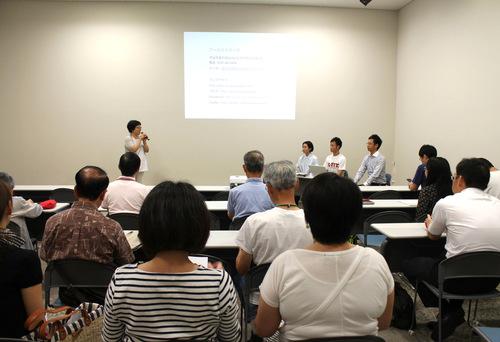 もりや市民大学_オープンコース「Thursday night course in MORIYA Part3」トークセッション_a0216706_1623734.jpg