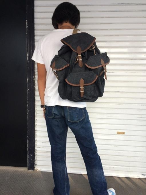 "DAPPER\'S  \""3POCKET HUNTING BACK PACK\""_b0278148_16543267.jpeg"