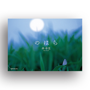 写真集 林幸恵「のはら」_c0142549_18013671.jpg