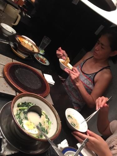 Yummy Pasta and Korean BBQ._c0153966_19405488.jpeg