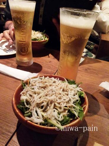バンバン食べた!!バースデーパーティー♡_e0197587_729429.jpg