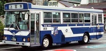 臼津交通(大分バス) 日野K-RJ172AA +日野車体_e0030537_01581909.jpg