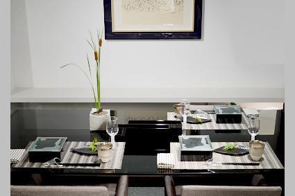 テーブル上手のおもてなし*8月 -黒のガラスフタ重で粋な夏和膳_d0217944_16154487.jpg