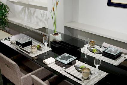 テーブル上手のおもてなし*8月 -黒のガラスフタ重で粋な夏和膳_d0217944_16155744.jpg