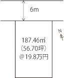 【ご成約】売地情報!! 岡山市南区浦安本町_b0211845_11375926.jpg