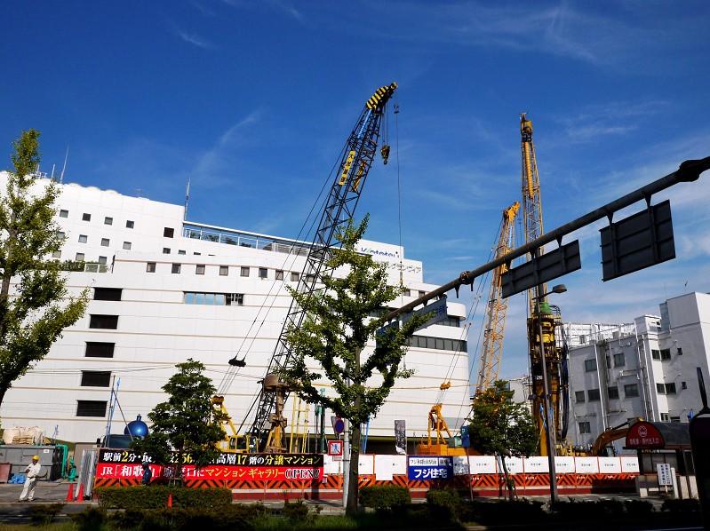 JR和歌山駅前が変わる_b0093754_23721.jpg
