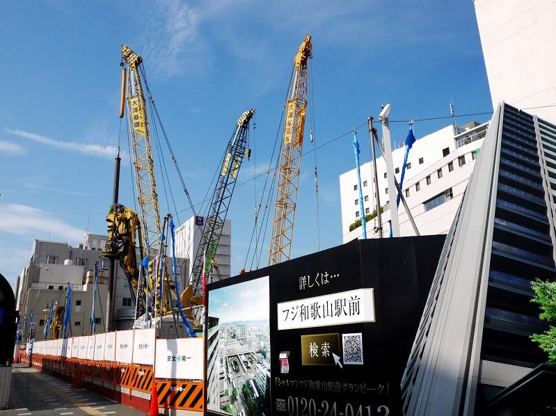 JR和歌山駅前が変わる_b0093754_238370.jpg