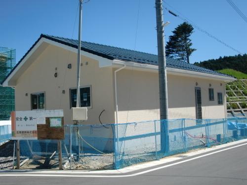 新築工事進捗状況 _e0357165_18261910.jpg