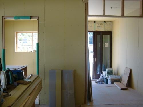 新築工事進捗状況 _e0357165_18265106.jpg