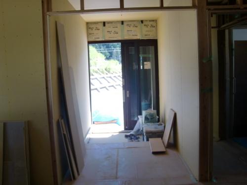新築工事進捗状況 _e0357165_18271917.jpg