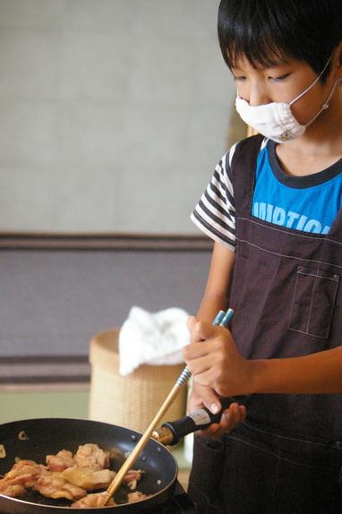 夏休み親子料理教室レポート5_d0327373_17311154.jpg