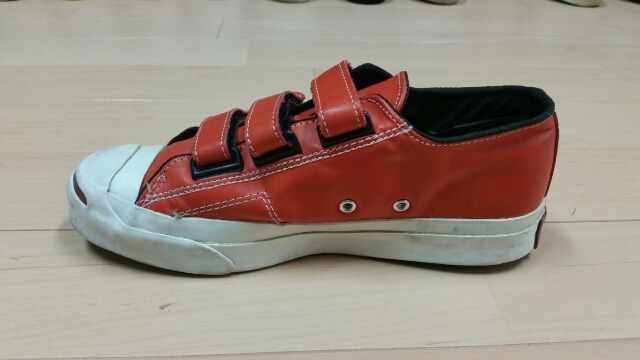 90s Converse Jackpurcell Leather V-3_f0329479_19314817.jpg