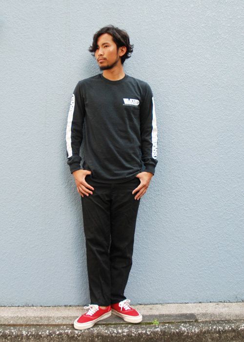 【DELIVERY】 STANDARD CALIFORNIA - VANS×SD  T , Long Sleeve T , Drizzler Jacket , Mesh cap_a0076701_13121623.jpg