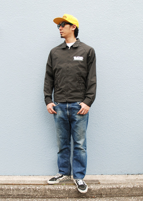 【DELIVERY】 STANDARD CALIFORNIA - VANS×SD  T , Long Sleeve T , Drizzler Jacket , Mesh cap_a0076701_13122519.jpg