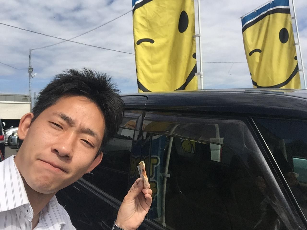 8月6日(土)トミーアウトレット☆グッチーブログ♪K様ラフェスタ納車!!自社ローン☆ローンサポート_b0127002_15093411.jpg