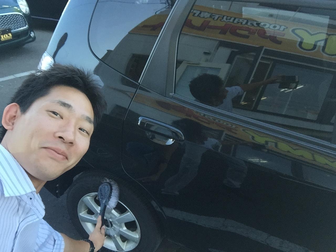 8月6日(土)トミーアウトレット☆グッチーブログ♪K様ラフェスタ納車!!自社ローン☆ローンサポート_b0127002_16274950.jpg