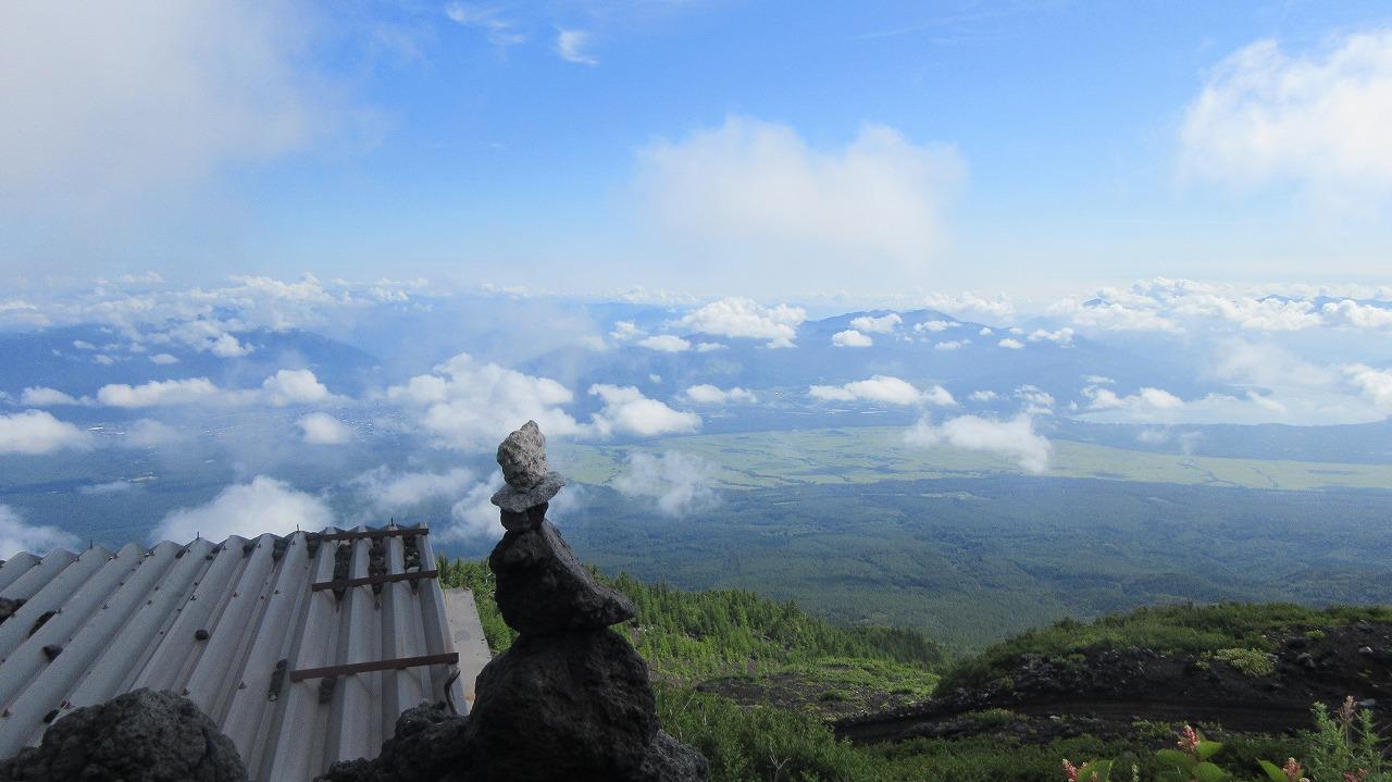 還暦富士登山  富士山ホテルに宿泊先変更_b0163804_2011231.jpg