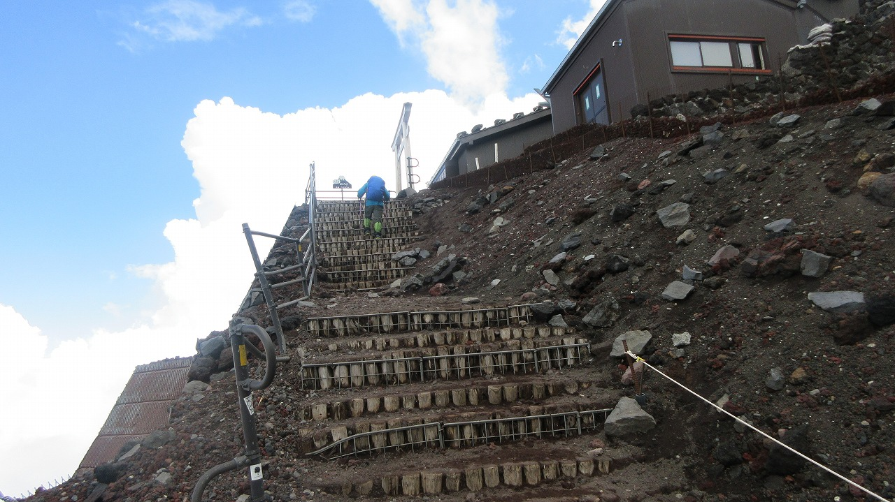 還暦富士登山  富士山ホテルに宿泊先変更_b0163804_2014443.jpg