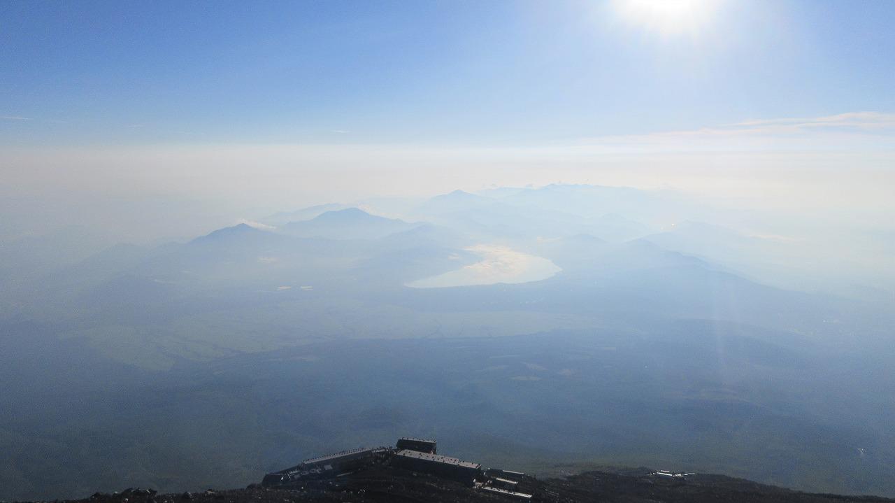 還暦富士登山 山頂鳥居到着 トータル11時間30分 _b0163804_20305258.jpg
