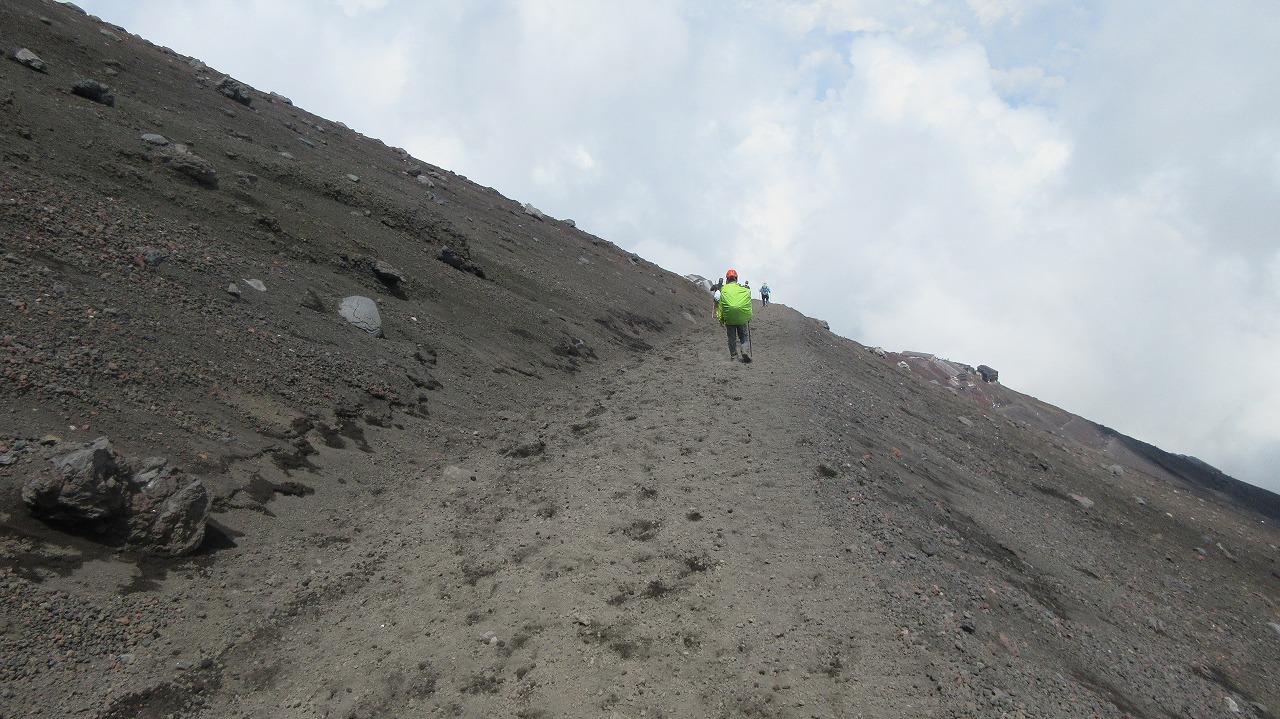 還暦富士登山下山_b0163804_21292214.jpg