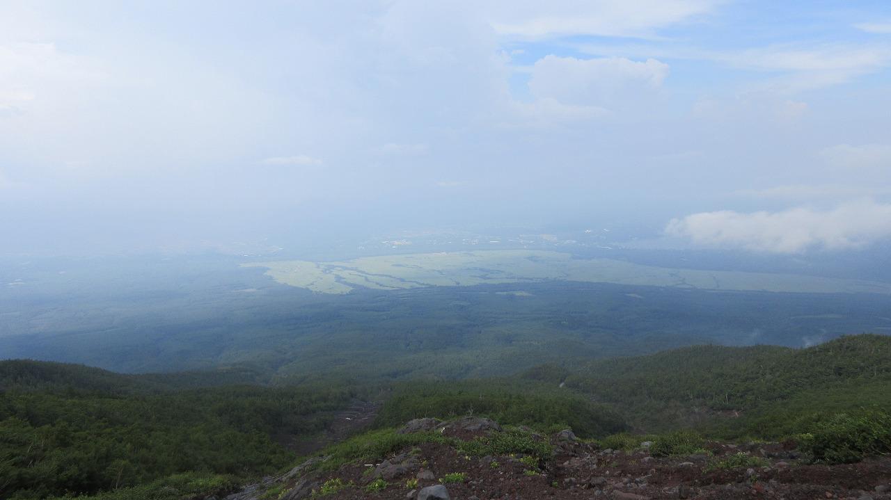 還暦富士登山下山_b0163804_2131869.jpg