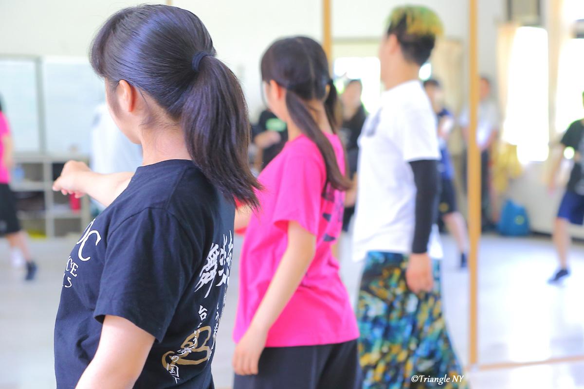 Toshiダンス講演会 at 杜若高等学校_a0274805_01164883.jpg