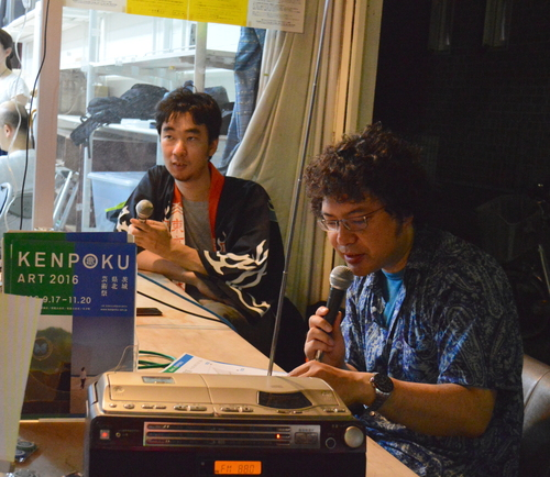 2016年のオープンラジオ夏の陣!_a0216706_9114057.jpg