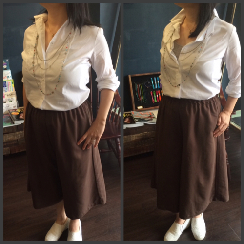 同じ人が同じ服を着てもオシャレ度が違うのはナゼ⁈_d0336521_17584330.jpg