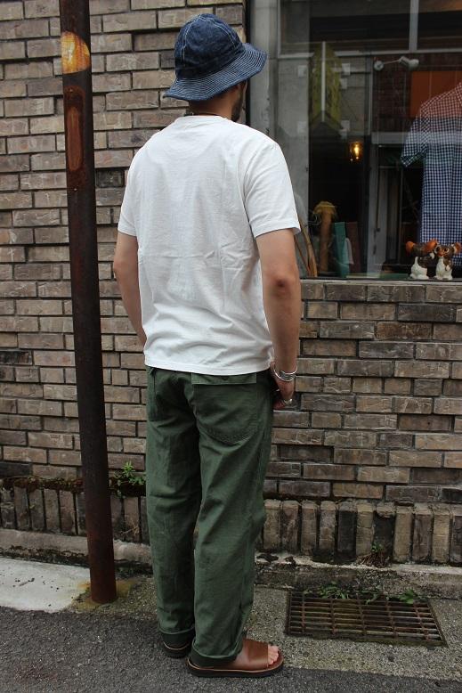"orSlow 2016 A/W 第1段 \""FATIGUE PANTS & SHAMBRAY SHIRTS\"" ご紹介_f0191324_9195182.jpg"