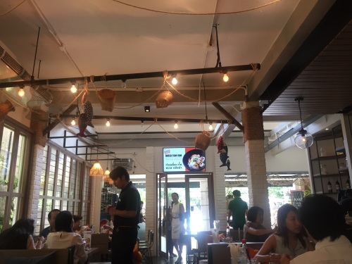 2016年GWバンコク旅行⑩ 「Kang Ban Phe」でシャコラーメン_e0052736_16035445.jpg
