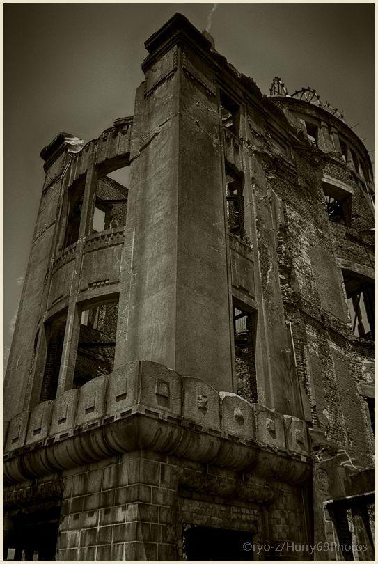 Record of the memory #21 The day of the Hiroshima atomic bomb X-E1_e0063851_18231145.jpg