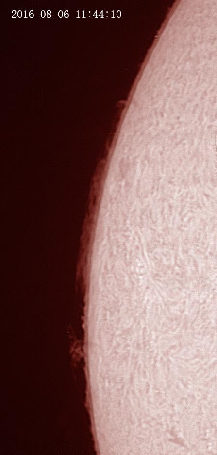 8月6日の太陽_e0174091_15492232.jpg