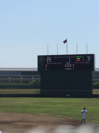 高校野球リーグ戦_e0148212_12320329.jpg