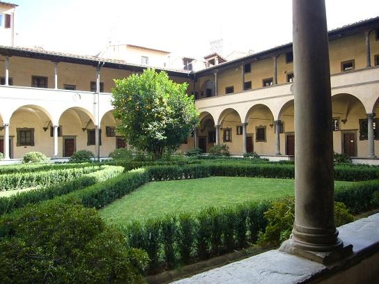 フィレンツェ、サン・ロレンツォ教会_c0192215_8591539.jpg
