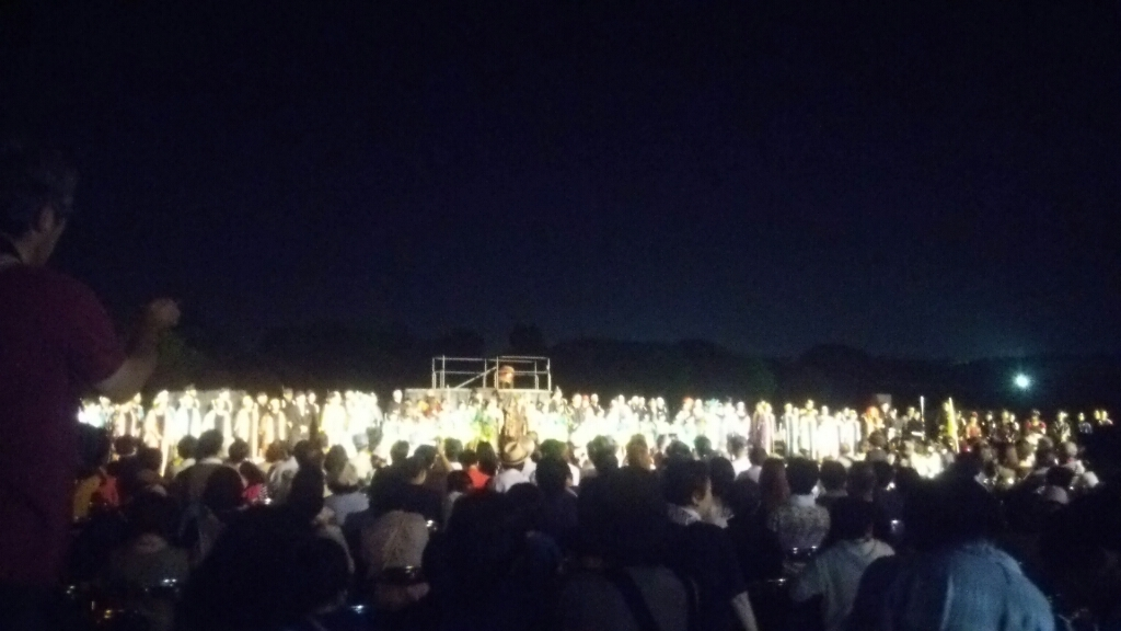 函館野外劇、感動のフィナーレ_b0106766_16411488.jpg