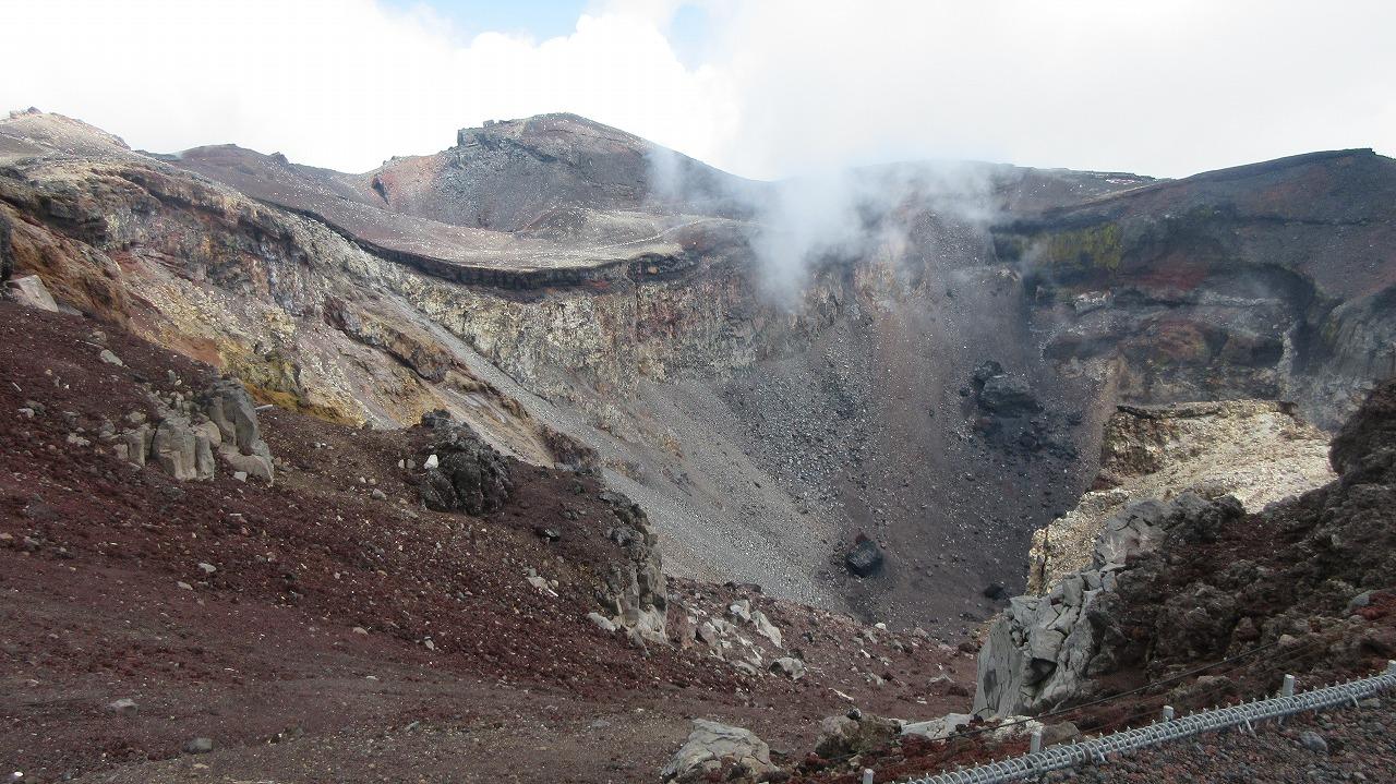 還暦富士登山 日本最高峰剣峰3776m12時間30分_b0163804_19151100.jpg