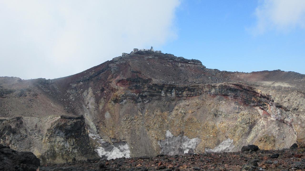 還暦富士登山 日本最高峰剣峰3776m12時間30分_b0163804_1985428.jpg