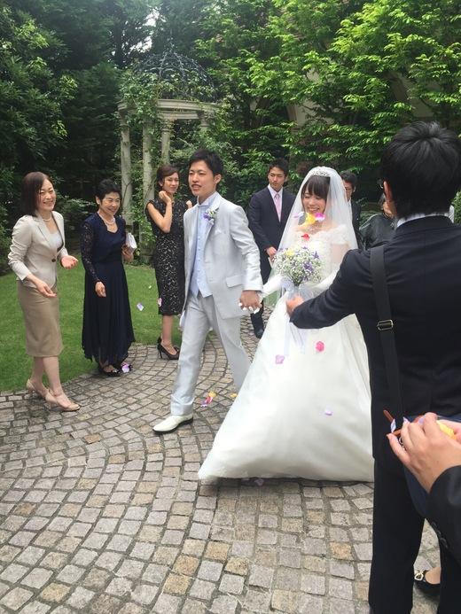セコンドシェフの結婚式_c0130206_19451549.jpg