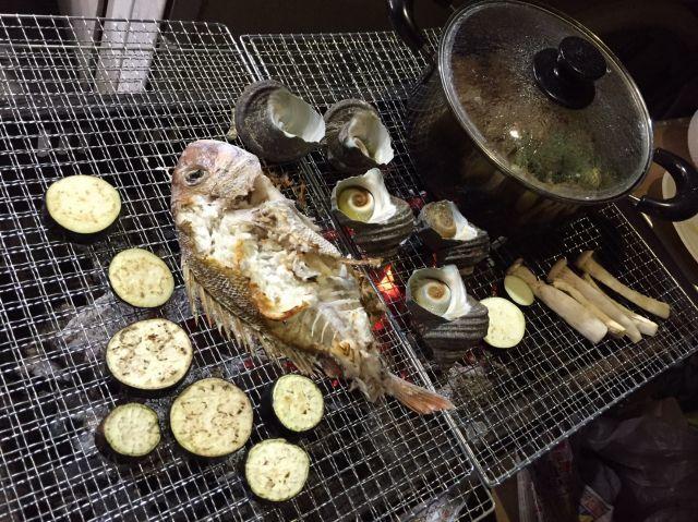 鯛パーティーありがとうございました!_a0164918_19334790.jpg