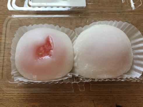 花巻の産直案山子の季節限定トマト大福♡_b0199244_16554244.jpg