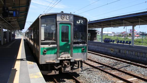青春18切符 東北 相馬駅から小高駅まで_d0202264_1117662.jpg