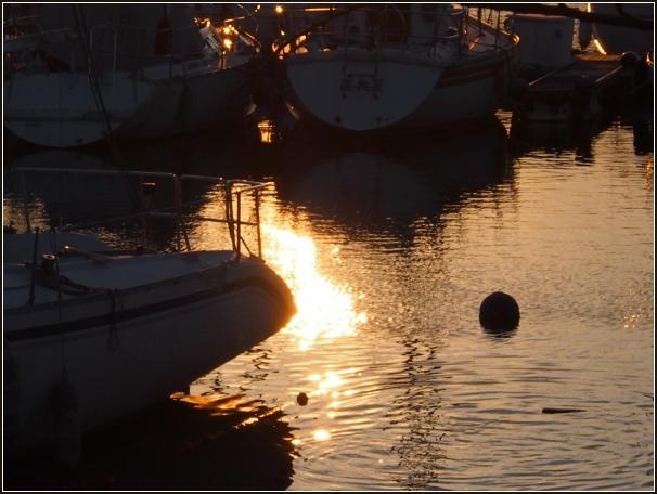 夕暮れの港_c0228386_128599.jpg