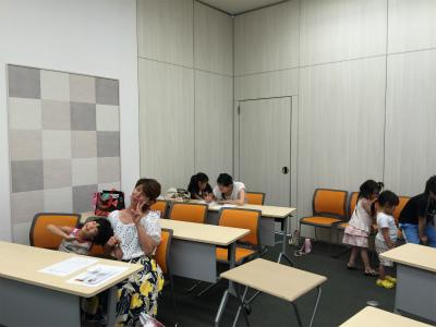夏休み!おかたづけ教室のご報告_a0239890_993351.jpg