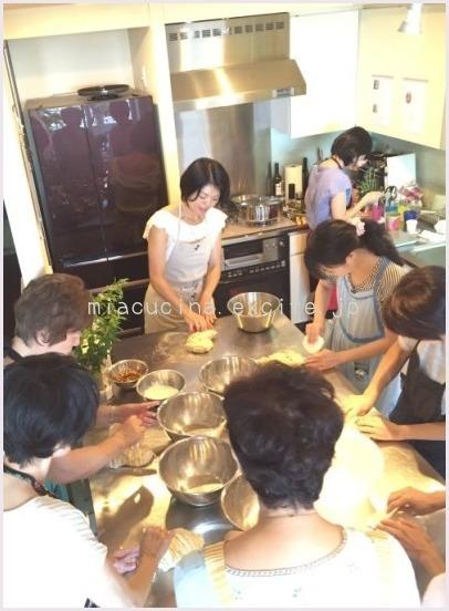 夏の特別講座 大前麗さんのパンレッスン♪_b0107003_00052425.jpg