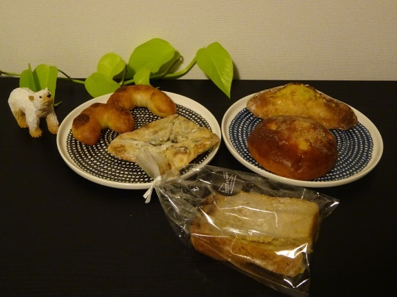 嬉しいな!foodscape!さんのパン♪_e0230011_17193680.jpg